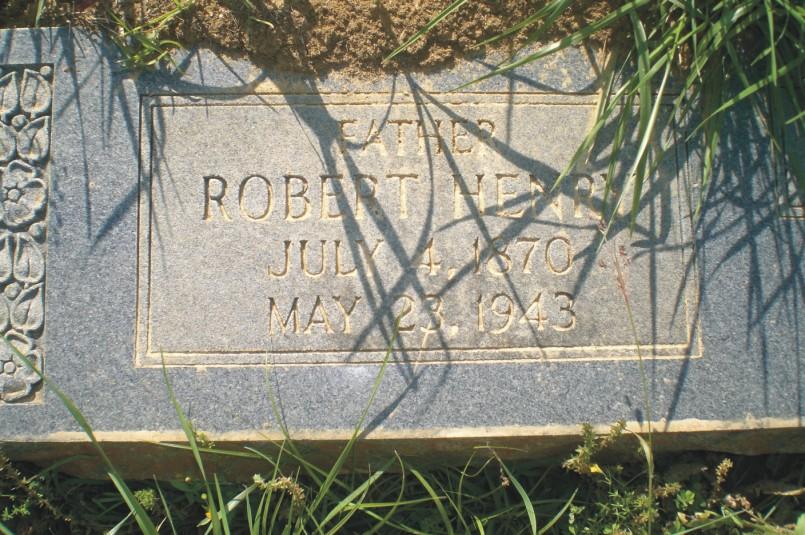 Robert Henry Aust