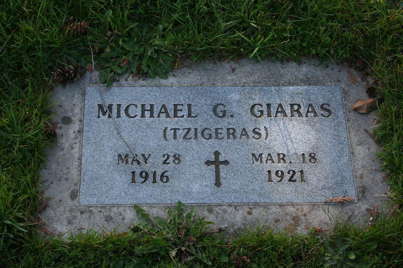 Michael G Giaras