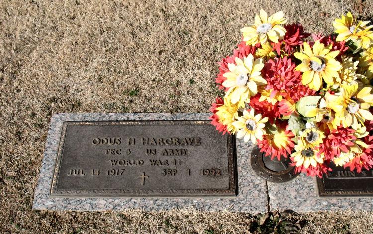 Odus Hester Hargrave