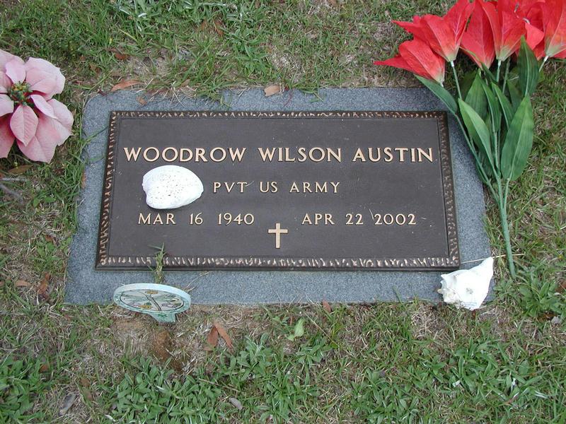 Woodrow Wilson Woody Austin