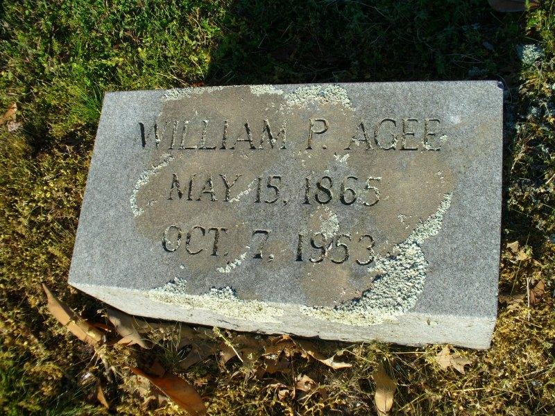 William P Agee