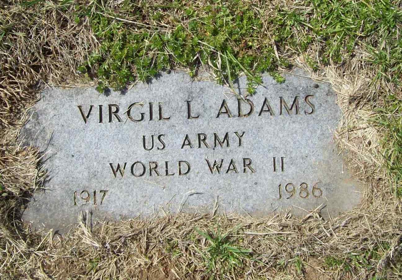 Virgil Lee Adams