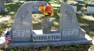 Allen Spencer Abe Middleton