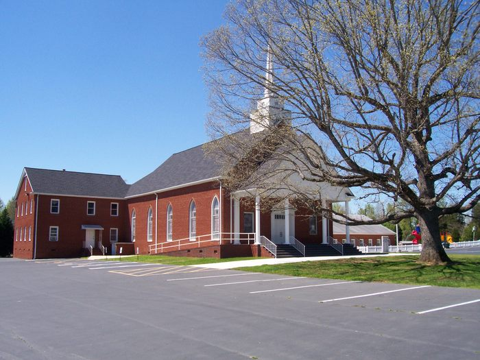 Pleasant Ridge Christian Church Cemetery