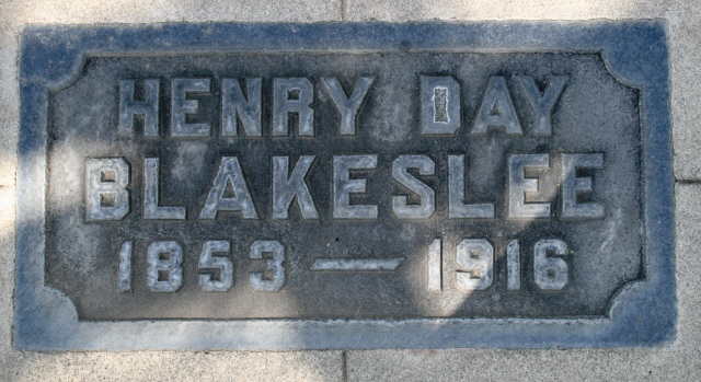 Henry Day Blakeslee