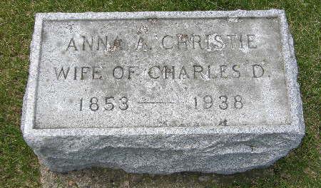 Anna C <i>Christie</i> Leversee