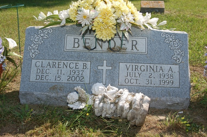 Clarence B. Bruce Bender