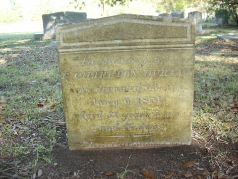 E. Charlton DuRant
