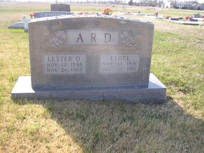 Ethel Ard