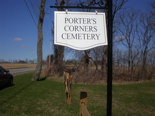 Porter's Corners Cemetery