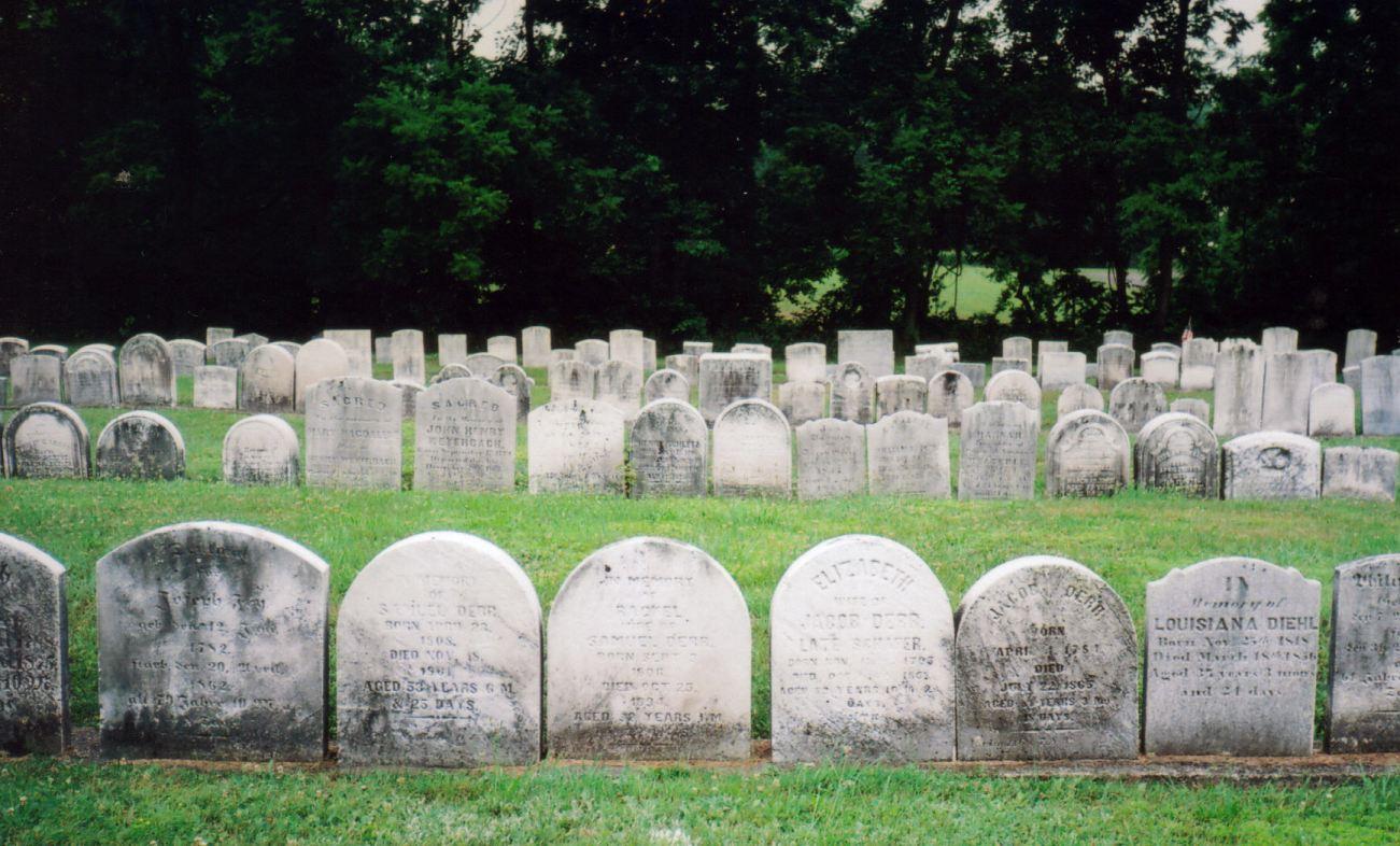 Trinity Union Church Cemetery (Springfield Twp)