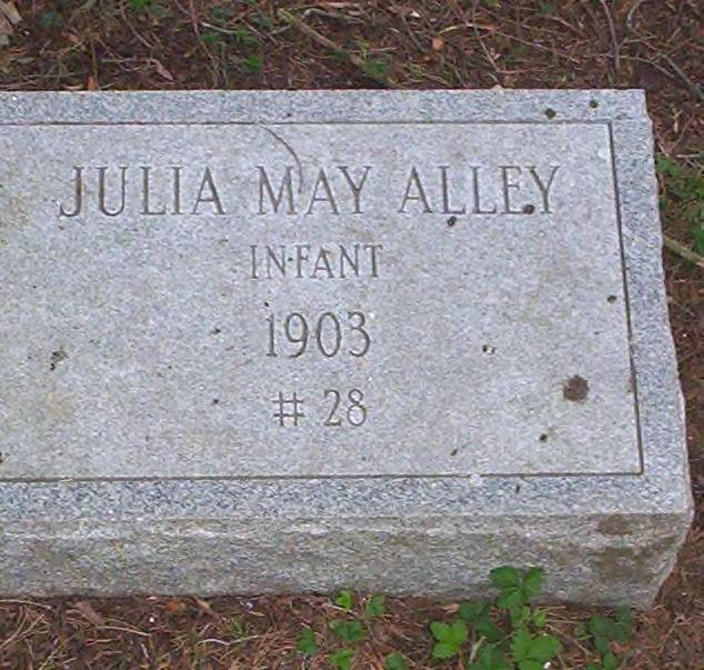 Julia May Alley