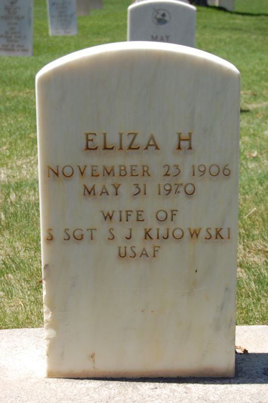 Eliza <i>Horrocks</i> Kijowski