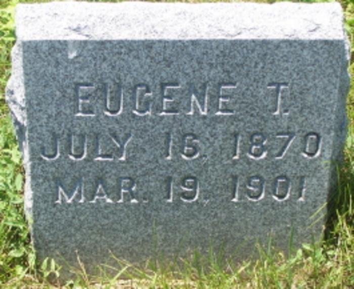 Eugene Thadeus Ahern