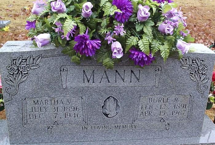 Burle R Mann