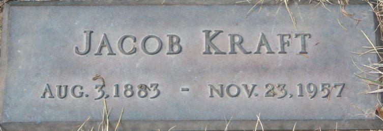 Jacob Kraft