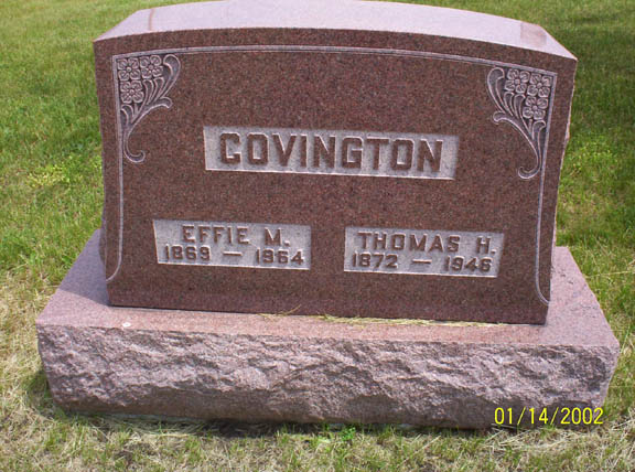 Thomas Hume Covington