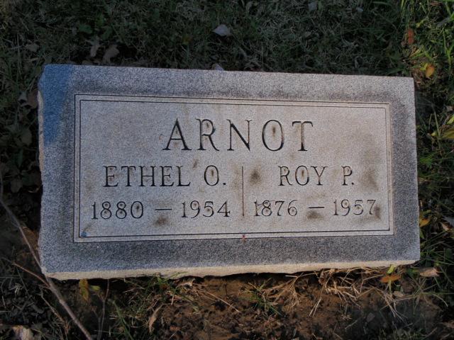 Leroy Pruitt Roy Arnot
