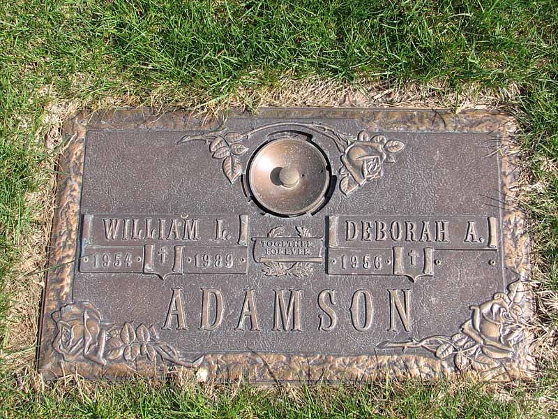 William L Billy Adamson