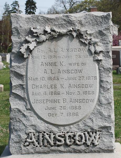 Josephine B. Ainscow