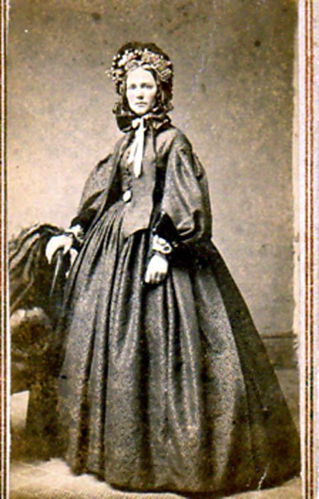 Elizabeth Rosetta Libbie <i>Kress</i> Brown