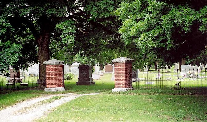 Franklin City Cemetery