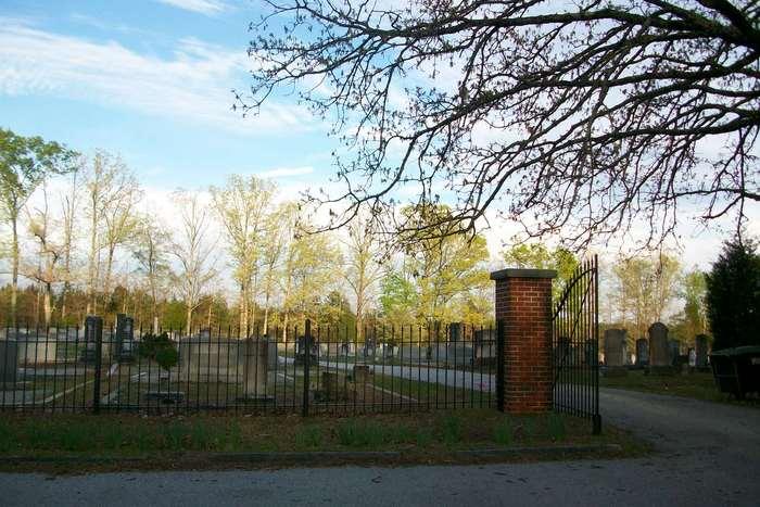 Greenville Presbyterian Church Cemetery