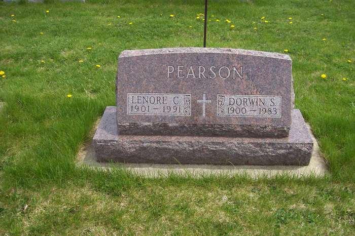 Dorwin S. Pearson