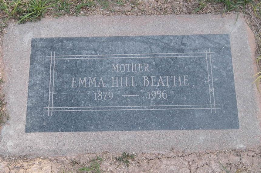 Emma <i>Hill</i> Beattie