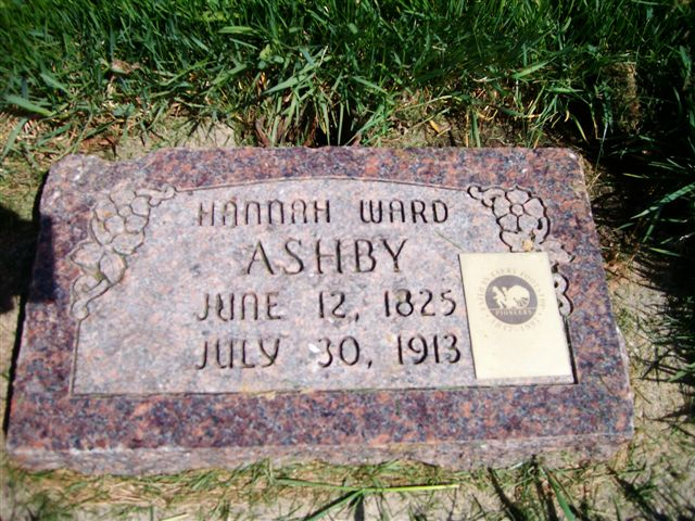 Hannah <i>Ward</i> Ashby