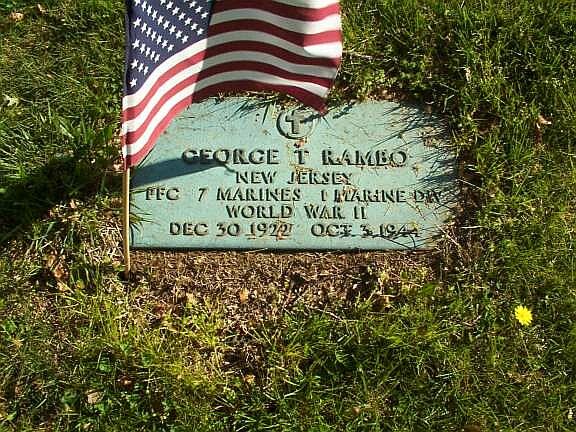 George T Rambo