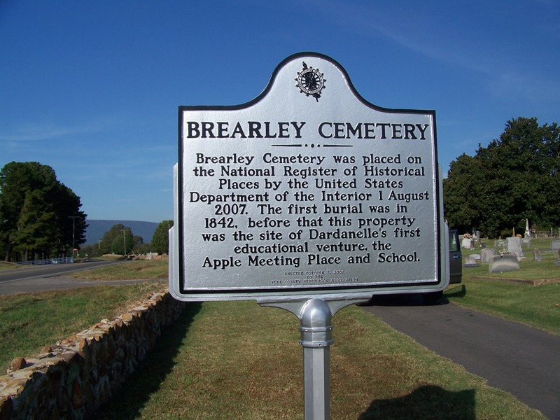 Brearley Cemetery