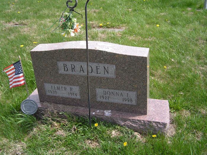 Donna L <i>Dennis</i> Braden