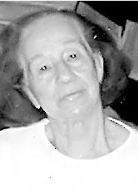 Margaret Ann <i>Holiday</i> Albritton