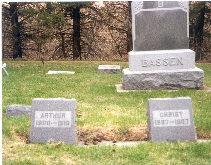 Frederick Bassen
