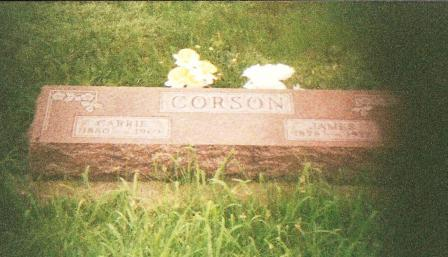 Carrie <i>Hocking</i> Corson