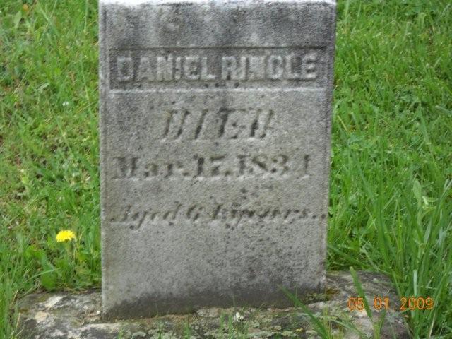 Daniel Ringle, Sr