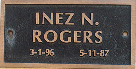 Inez N. Rogers
