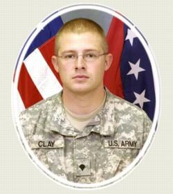 Sgt James Michael Clay