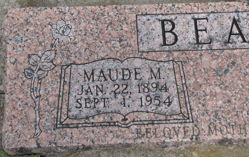 Mary Maude <i>Lucas</i> Beaty