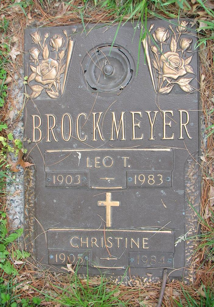 Leo Brockmeyer