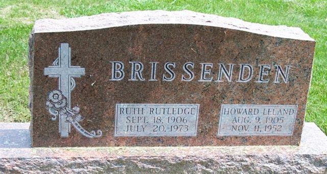 Ruth <i>Rutledge</i> Brissenden