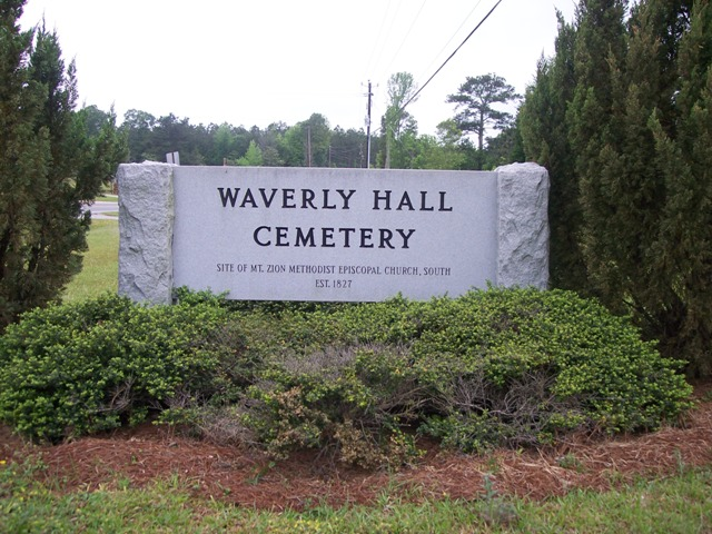 Waverly Hall Cemetery