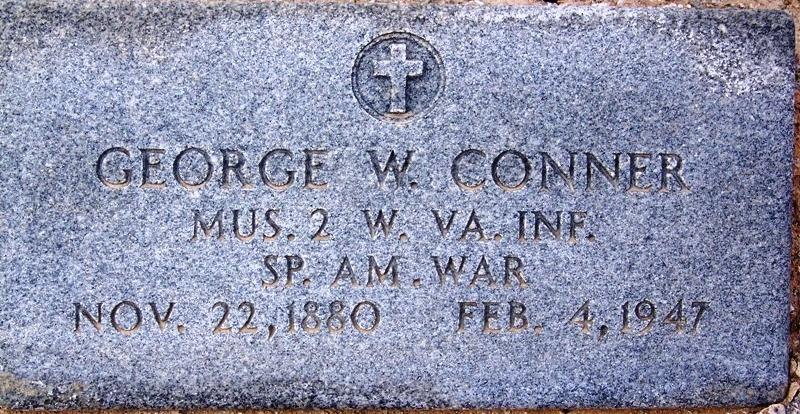 George W Buck Conner, Sr
