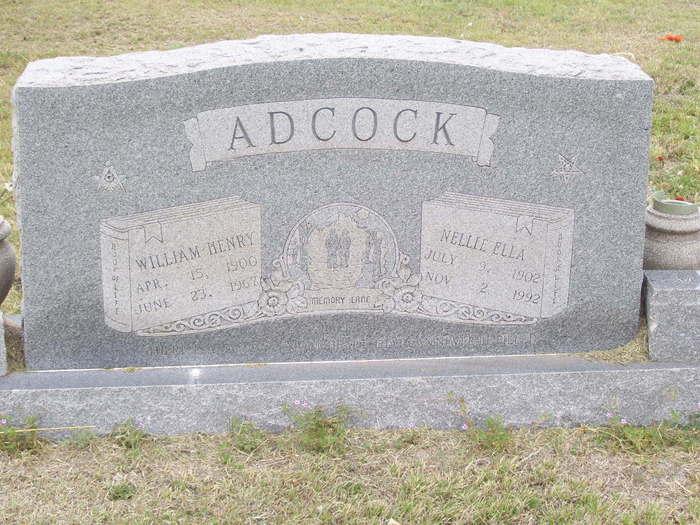 William Henry Adcock