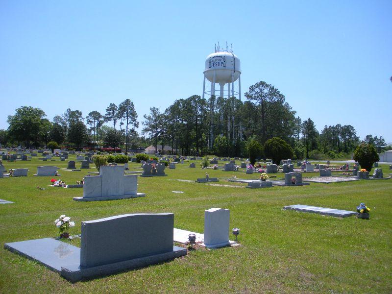 Jesup City Cemetery