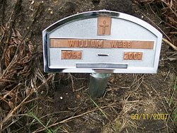 William Patrick Pat Webb
