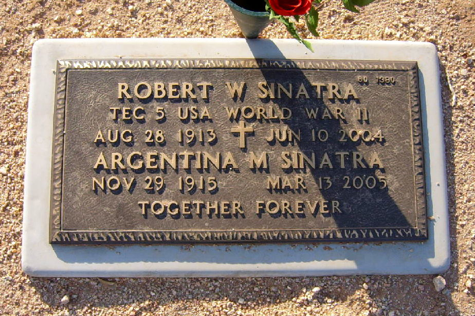 Argentina M Sinatra
