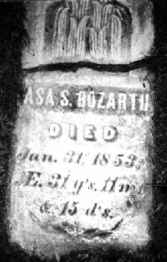 Asa Shinn Bozarth