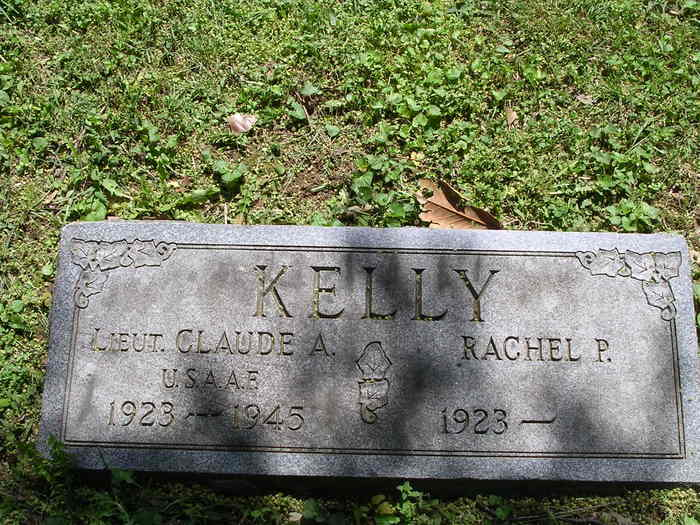 LT Claude Alford Kelly